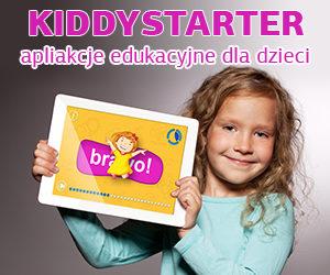 aplikacje kiddystarter